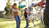 Pistolets à eau pour les adultes - Conseils d'achat