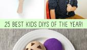 Le 25 meilleurs enfants DIYs Of The Year