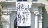 LSU Fraternité présente ses excuses pour les offensif Kent State 'Massacre' Connexion