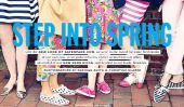 Kate Spade collection de chaussures pour Keds!