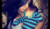Snooki Loves maternité!  New Pics de Baby Lorenzo (Photos)