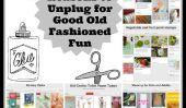 8 façons Votre téléphone peut vous aider à la déconnexion pour Crafty, Good Old-Fashioned Fun
