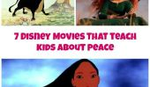 Répandre l'amour!  7 Films de Disney qui favorisent la paix