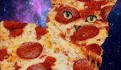 L'avenir est maintenant: snapchat est votre curriculum vitae pour ce lieu de pizza