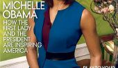 Michelle Obama Looks Bangin 'sur la couverture de Vogue
