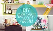 Bottoms Up!  10 Carts Bar bricolage + de Hacks