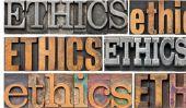 Explique définition de cours - Éthique