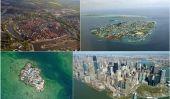 10 îles les plus fréquentés du Monde