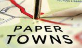 En l'honneur de la nouvelle affiche «Livre Villes ', nous nous classons toutes les couvertures de livres de John Green