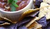 Winter Salsa: A Simple, Spicy Superbowl Snack