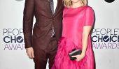 Kristen Bell après la grossesse: Star Promenades Red Carpet Trois semaines après l'accouchement
