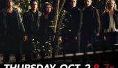 Spoilers Saison 6 'The Vampire Diaries de: Crossover entre «The Originals» et TVD est dans les Travaux