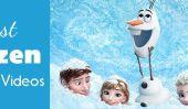Les 5 Meilleurs satiriques Frozen Parody Vidéos