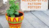 La mexicaine Poterie bricolage