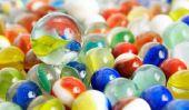 Jeux de marbre pour l'anniversaire des enfants - quelques suggestions