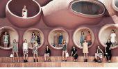 Dior Cruise Show au Palais Bulles de Cannes