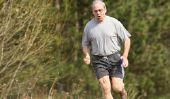 Évitez les doigts de pigeon en faisant du jogging
