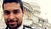 Wilmer Valderrama de prendre la Mission de Voto Latino au prochain niveau et de se présenter aux élections?