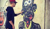 """Justin Bieber Tour Dates 2013: """"croire"""" World Tour Brésil Résultats dans les charges Vandalisme pour Chanteur"""