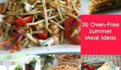 20 dîners d'été à faire sans allumer le four