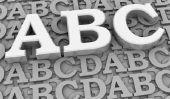Alphabet français: utiliser la prononciation phonétique de l'aide - comment cela fonctionne: