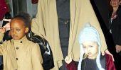 Brad Pitt, Angelina Jolie traiter tous les 6 enfants à Le célèbre magasin de jouets FAO Schwartz (Photos)