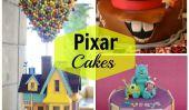 25 Totalement Sérieusement étonnants Gâteaux Pixar!