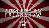 """10 raisons d'être terriblement excité pour 'American Horror Story: Freak Show """""""