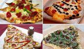 Arbre de Noël Pizza Recette