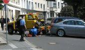 Remorquage automatique - pourquoi ne pas remorquer cette voiture
