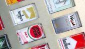 marques de cigarettes - différences et similitudes