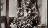 Lorsque Noël était en noir et blanc: 20 Vues Vintage de Noël passées (Photos)