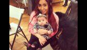 MTV 'Snooki & Jwoww' Cast Nouvelles: actions anciennes Star 'Jersey Shore' Photos de New Baby Daughter, les ruelles Boys [Photos]