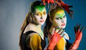 Carnaval costumes sur mesure elle-même - tant de succès maillots de corps entier