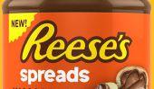 Il ya du beurre d'arachide de chocolat la propagation d'un Reese, donc tous les aliments vient d'être mieux