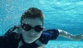 L'eau dans le nez lors de la plongée - que faire?