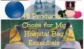 13 Produits-je choisir pour mon hôpital Sac Essentials