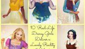 10 'Real Life' Princesses Disney Livrer une réalité Belle sans gâcher la Fantaisie