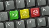 Comment enseigner à votre parents, la langue de l'ordinateur - les abréviations et les smileys dans les emails