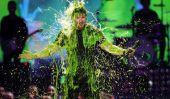 """""""Avengers 2: Age of Ultron 'Star Robert Downey Jr. prononce un discours émotionnelle au Nickelodeon Kids' Choice 2014 Prix"""