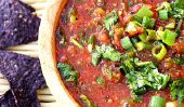 Assurez-Style Restaurant Salsa à la maison