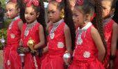 Thèmes pour les enfants carnaval - il est si bête à la maternelle