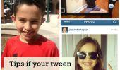 7 Conseils pour apprendre à votre Tween Comment utiliser Instagram