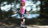 A partir de quand les enfants devraient roller?  - Conseils