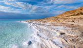 Pourquoi augmente la salinité de la mer Morte?