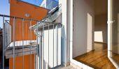 Permis de construire pour le balcon - si la demande est faite