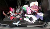 Comment décorer votre voiture pour un Trunk or Treat
