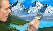 Peindre belles photos - si vous apprenez les déplacements rapides