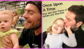 Once Upon a Time: 'Now and Then »Photos de pères et leurs enfants