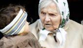 Photos de personnes âgées - de sorte à réussir des coups réalistes